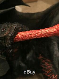Weta LOTR Lord of The Rings Balrog Demon of Shadow & Flame Statue Resin #328