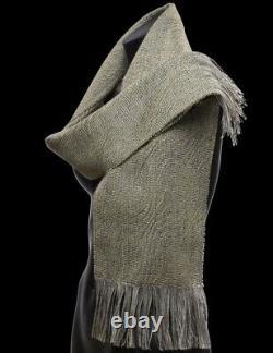 Weta Stansborough Hobbit Scarf Grey 110 x 12.6 LOTR