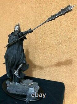 Weta The Hobbit-ringwraith Of Forod At Dol Guldur Statue /500
