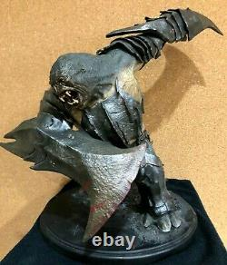 Weta War Troll Premium Statue The Hobbit 82/400