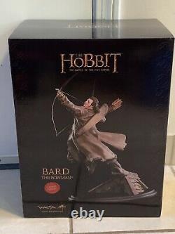 Weta Workshop Hobbit Bard The Bowman 1/6 Scale Statue