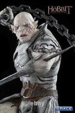 Weta Workshop Lord Rings LOTR Hobbit AZOG COMMANDER OF LEGIONS