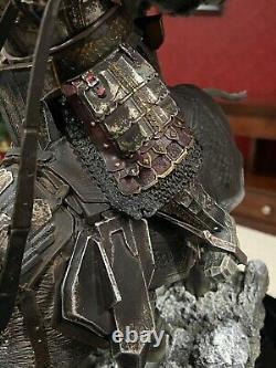 Weta Workshop Lord Rings LOTR Hobbit DAIN IRONFOOT ON WAR BOAR! #163/ 800! L@@K