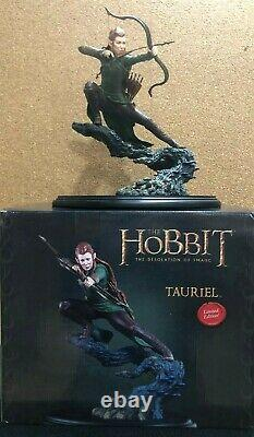Weta-the Hobbit-desolation Of Smaug Tauriel Statue 180/1000