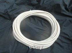 White Penny Farthing Solid rubber tire