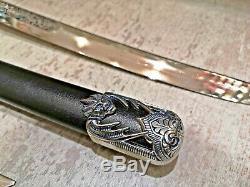 Xena Fin Metal Higuchi Militia Katana & Dagger Prop