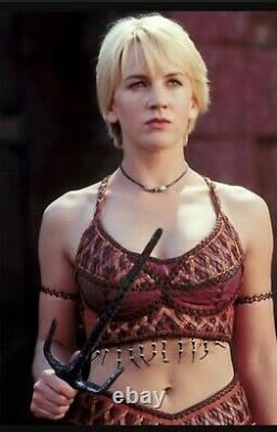 Xena Gabrielle Prop Replica Necklace NZ Made Limited Edition 584 of 2500 withCOA