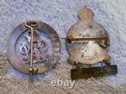 #d482. Wwi & Wwii New Zealand War Medals Plus Extras